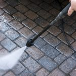 low pressure house washing york, soft washing york